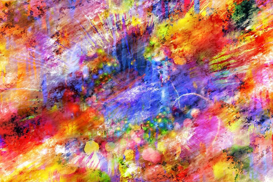 Comment darwin définit la création artistique?