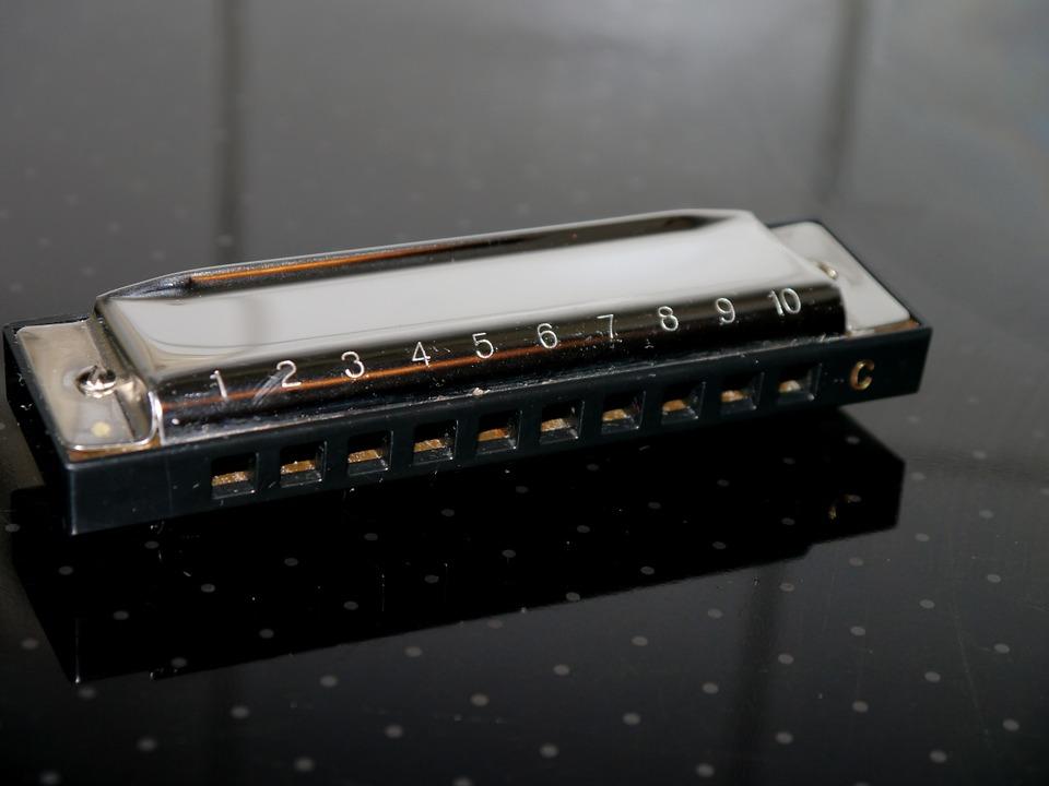 Les origines de l'harmonica