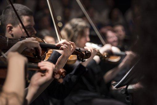 L'ampleur des musiciens dans le monde artistique