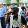 musicien africain