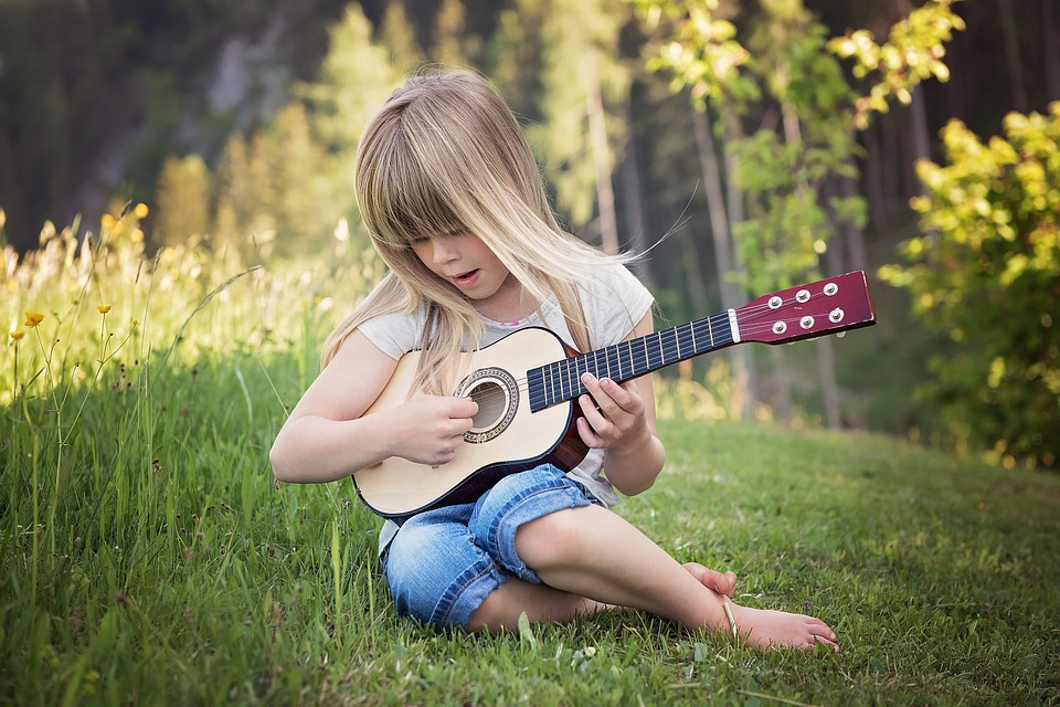 L'impact de la musique sur le plan intellectuel des enfants