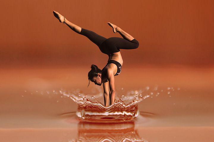 La danse peut aussi être considérée comme une activité sportive