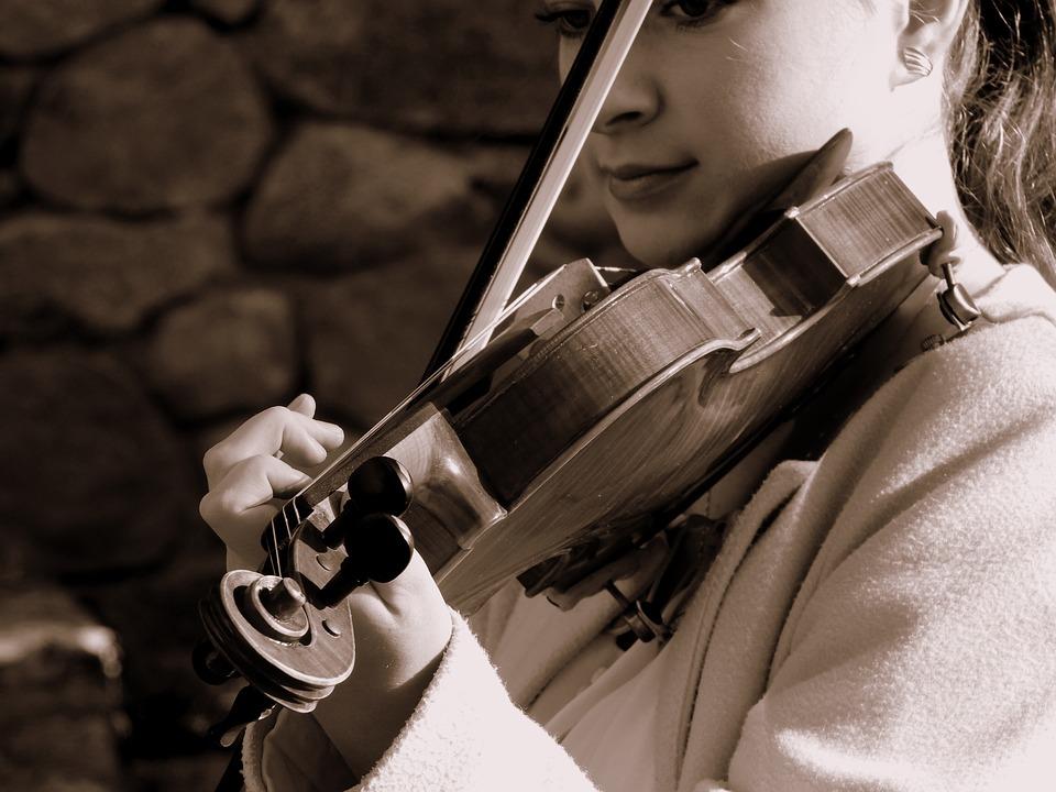 5 maîtres mots pour apprendre à jouer du violon